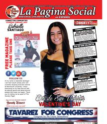 LA PAGINA SOCIAL- THE OFFICIAL LATIN LIFESTYLE