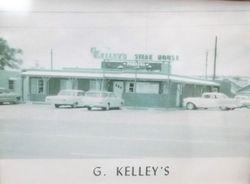 Kelley's Restaurant, Hempstead