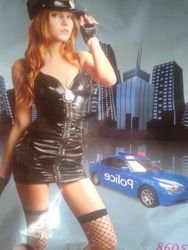 POLICIA LATEX