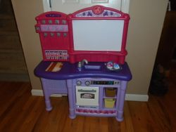 Step 2 Create and Bake Shop Kitchen - $60