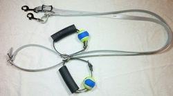 Single Loop reins- PVC
