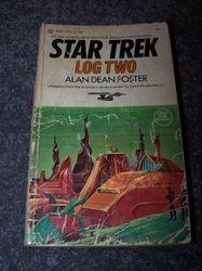 Star Trek Log Two - Paperback