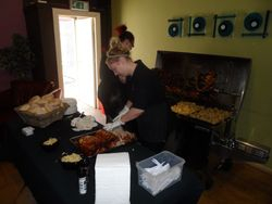 Need out door catering contact Sweet Candy Dreams Doncaster.