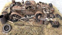 #708 auto junk
