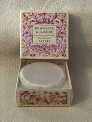 Rosewater and Jasmine Body Powder
