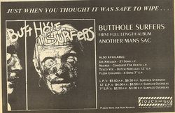 T&G print ad circa 1984