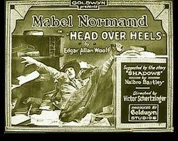 1920 HEAD OVER HEELS