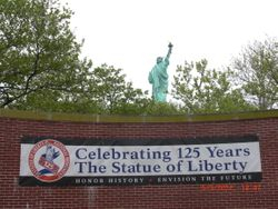 Statue of Liberty 125 Year