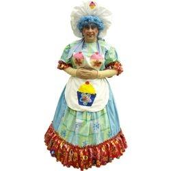 Cupcake Dame
