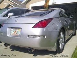 Vicki ---------Nissan  350Z