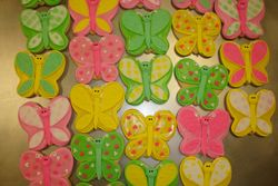 Shabby Chic butterfly assortment $3-$3.50 each