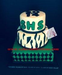 2014 Graduation Cake