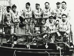 The Crew and Reserves in 1970