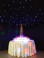Summer party Chocolate Fountain Hire Grimsby