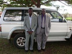 Bro. Peter & Pastor Stephen