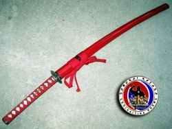 SKS Philippines Red Dragon Spring Steel Katana