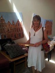 Winner Category Weaving on loom