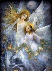 Floral Angels