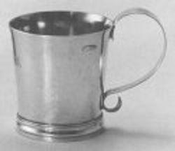 Silver Cup of Joseph Copp