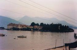 Lake of  Maggiore, Italy, 1999