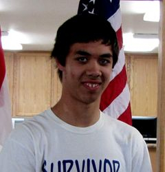 Handicap Event High Jr - Conner Seay