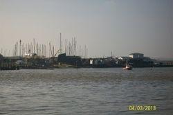 Felixstowe Ferry from Bawdsey