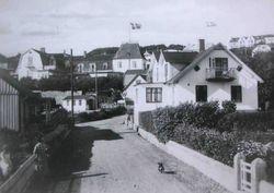 Turisthotellet 1948