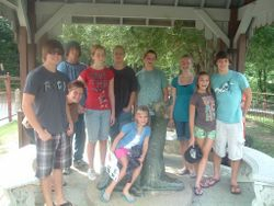 Youth Outing at Mesker Park Zoo