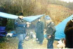 2002 Geoff Jones (meaty), Lisa Jones, Brian Gregory and a bit of Terry Raynor