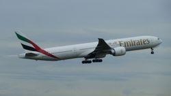 Emirates Boeing 777-300ER A6-ECO