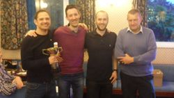 Mens A Division Winners