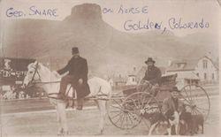 George William Snare (1885-1911)