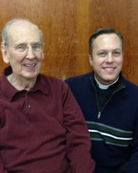 Father Bruce Hausfeld & Father Christopher Williams