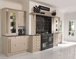 COLONIAL PENDLE JUTE PAINTED SHAKER KITCHEN