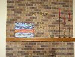 Gina Gunter and Jeremiah 29:11 Painting