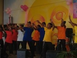 Our PP Girl's Conference -Wolmer's- Sept., 2008