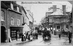 Halesowen, The Lyttleton Arms.