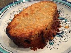 Crispy Parmesan Roast Potato Half