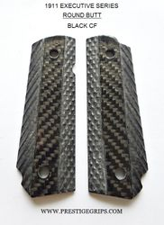 1911 EXECUTIVE SERIES Round Butt Black CF