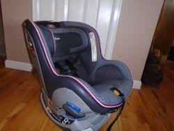 Chicco NextFit Zip Convertible Car Seat - $200