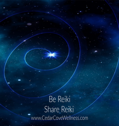 Be Reiki, Share Reiki