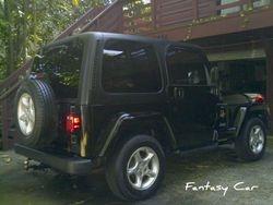 Dan D.---------Jeep Wrangler Sahara