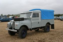 Series 1 Land Rover