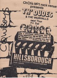 The Dudes and The Vauxhalls at Hillsborough