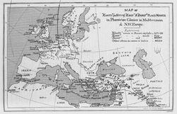 Ancient Khatti People Map by Ambassador Sid Catlett