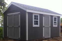 12'x16' Mini Storage Building