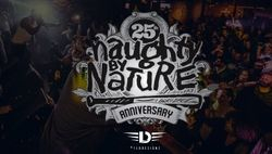 The Naughty By Nature 25th Anniversary Tour feat. @NAUGHTYBYNATURE4EVER @ILLTOWNINC @KAYGEENBN @UNCLEVINROCK @BEZERK600