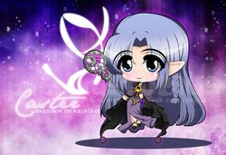 Chibi Caster