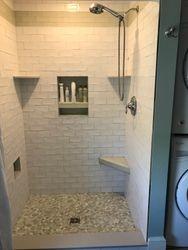 2nd Floor Bathroom Shower