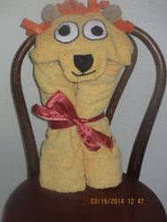 Goofy Lion